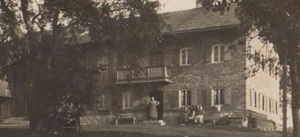 Geschichte des Hauses
