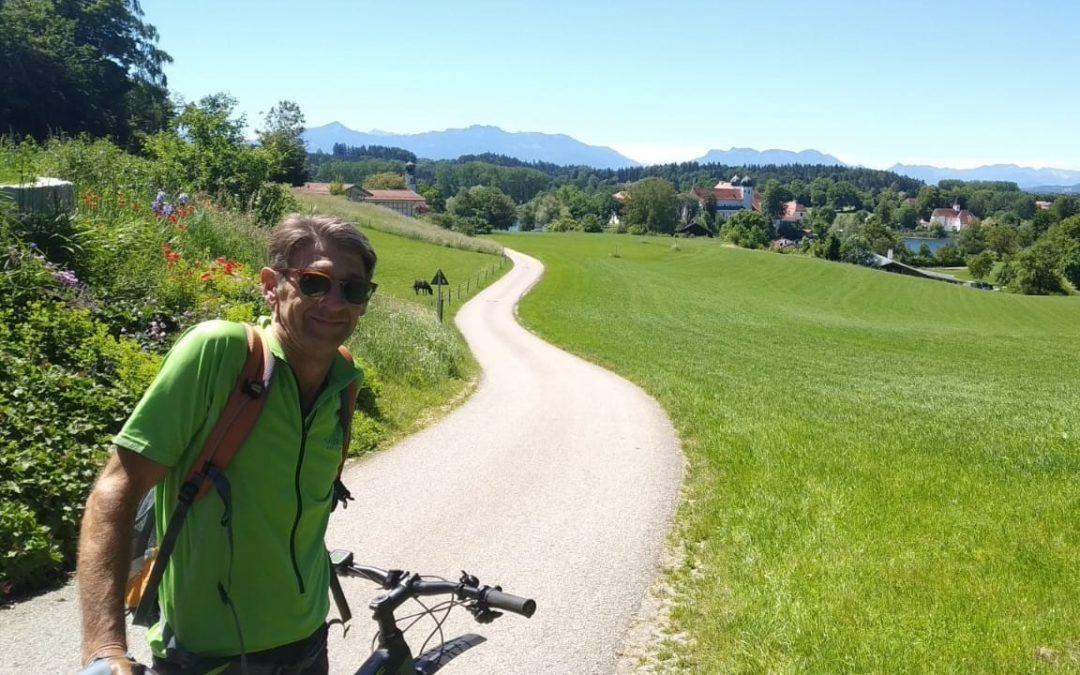 Frühling – Ideal zum Radfahren und Wandern